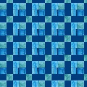 Blue Windows Check-ch