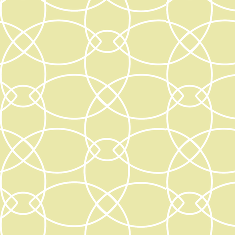 Petals Keylime fabric by alicia_vance on Spoonflower - custom fabric