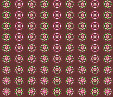 pink_lace_flower1 fabric by jkayep2 on Spoonflower - custom fabric