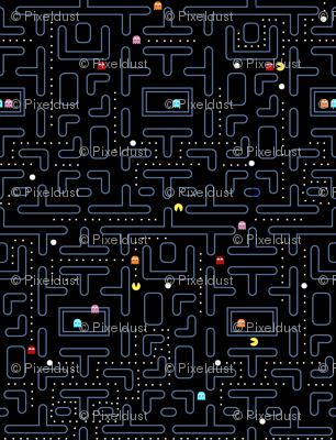 Mock Pacman 2.0
