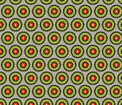 Green Olives fabric by eedeedesignstudios on Spoonflower - custom fabric