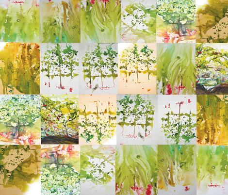 landscapesposteralt36-4 fabric by charlieread on Spoonflower - custom fabric