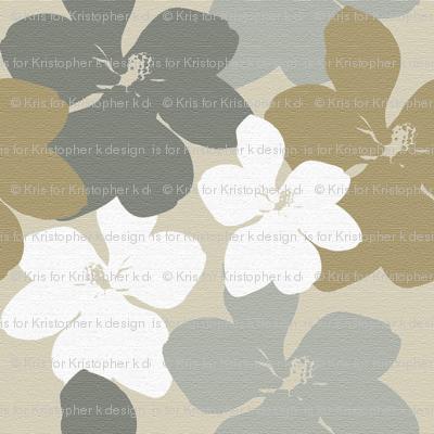 Magnolia Little Gem - Linen Texture