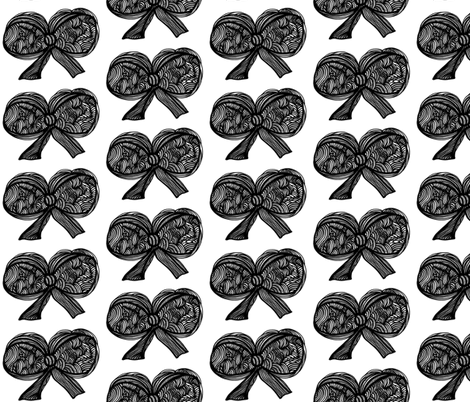 JamJax Black Tie fabric by jamjax on Spoonflower - custom fabric