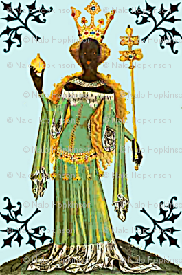 Makeda, Queen of Sheba