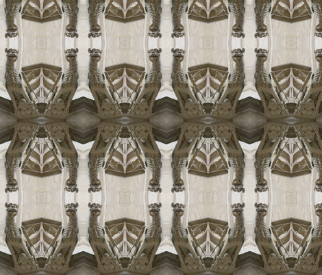 gothwatcher fabric by zomo on Spoonflower - custom fabric