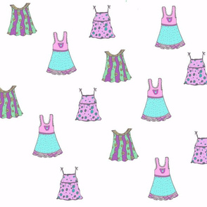 little_dresses pastel