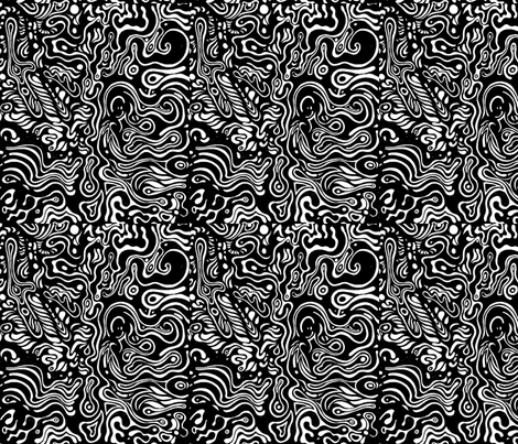 Dragon_91 fabric by heatherpeterman on Spoonflower - custom fabric