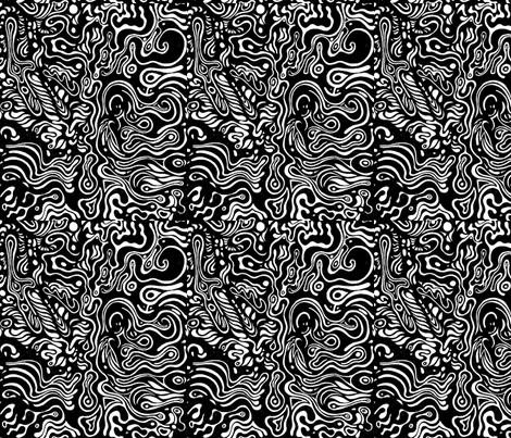 Dragon_91 fabric by heatherpeterman on Spoonflower - custom fabric