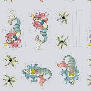mermaid_pattern-ed
