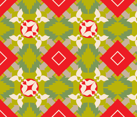 holiday1d fabric by adriprints on Spoonflower - custom fabric