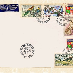 French Postage NEW