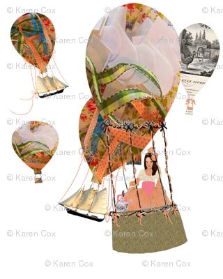 Hot Air Balloon Dreams