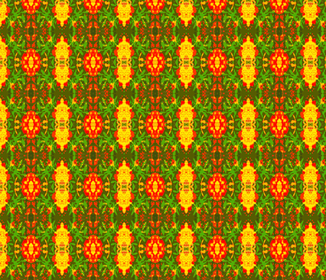 resize_boost_post_crop_4_marigolds_Sept_23_2009_007-ch-ch fabric by khowardquilts on Spoonflower - custom fabric