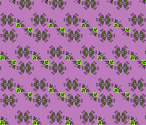 Pinwheels fabric by nalo_hopkinson on Spoonflower - custom fabric