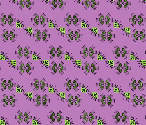 Pinwheels fabric by nalo_hopkinson on Spoonflower - custom fabric