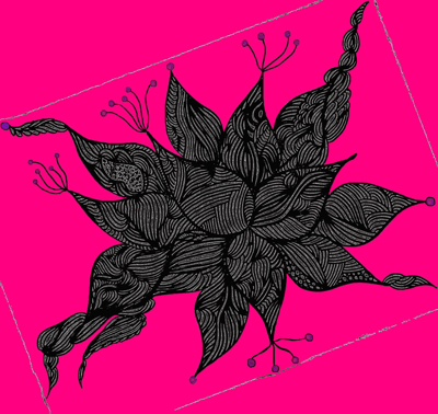 JamJax Pink Black Tilt