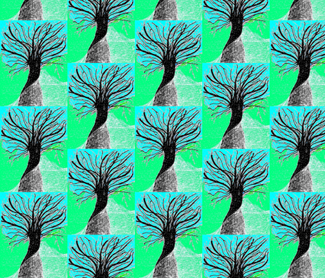 JamJax Spring Time fabric by jamjax on Spoonflower - custom fabric