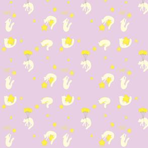 Star Cats Violet