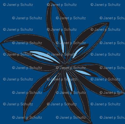 JamJax Blue Peony