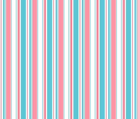 Alysha's Stripes fabric by tlouey on Spoonflower - custom fabric