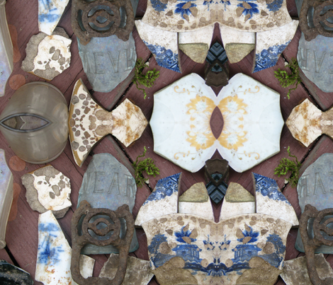 Near fabric by pinkchamplain on Spoonflower - custom fabric