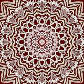lace on Velvet design