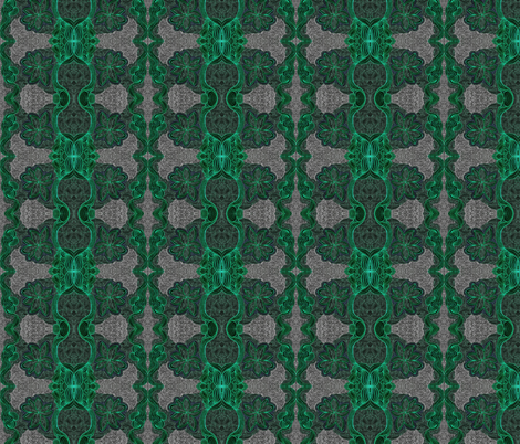 JamJax Grey Matter fabric by jamjax on Spoonflower - custom fabric