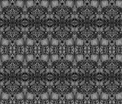 JamJax Square Circle fabric by jamjax on Spoonflower - custom fabric
