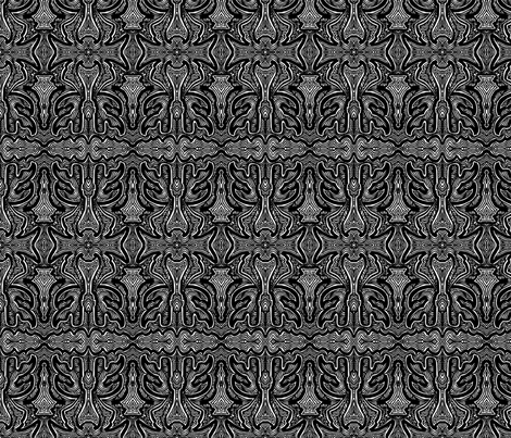 JamJax Black Bird fabric by jamjax on Spoonflower - custom fabric