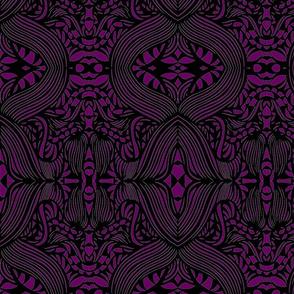 JamJax Burgundy Silk