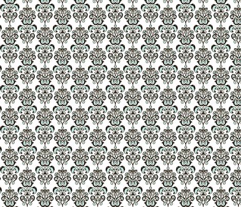 tile fabric by stephskardal on Spoonflower - custom fabric