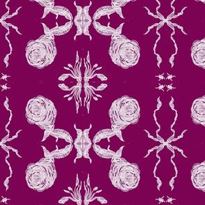 JamJax Burgundy Rose