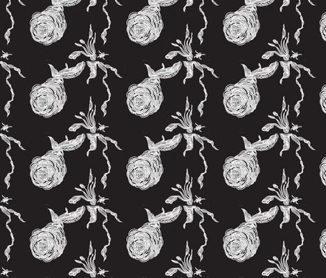JamJax Dipped Down fabric by jamjax on Spoonflower - custom fabric
