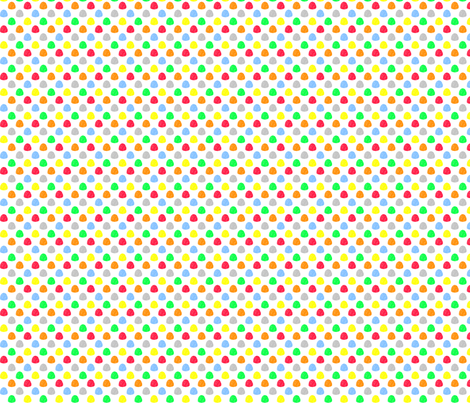 vll_gum_drop_dot fabric by victorialasher on Spoonflower - custom fabric