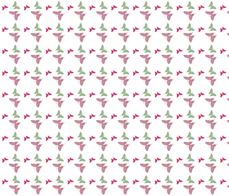 sweet_fly-ch fabric by snork on Spoonflower - custom fabric