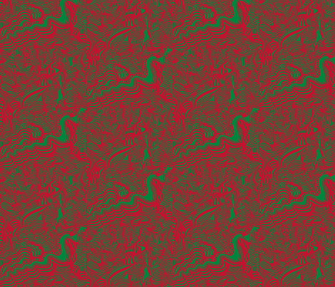 JamJax Inching Along fabric by jamjax on Spoonflower - custom fabric