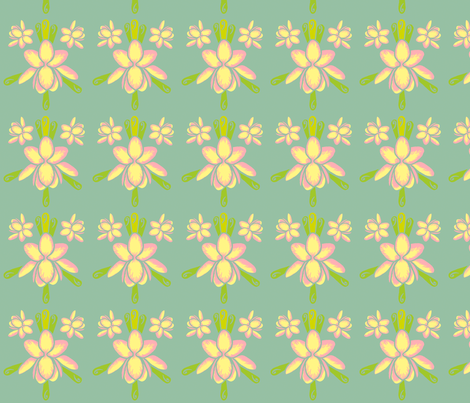 Spooning_Orchid_Pink fabric by cksstudio80 on Spoonflower - custom fabric