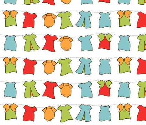 Clothesline - Spring Picnic