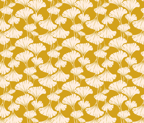 Gingko_fan_mustard_shop_preview