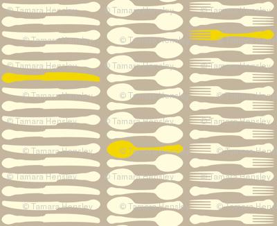 SetTheTableStripes-Yellow