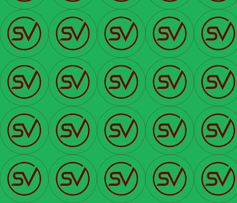 circle_sv_sticker_vector-ch fabric by chad on Spoonflower - custom fabric