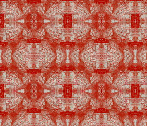 Underground Railroad RED-119 fabric by kkitwana on Spoonflower - custom fabric