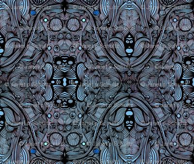 Jamjax Blue Sparkle