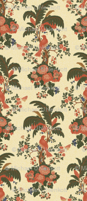 Parrot Forest Toile 1a