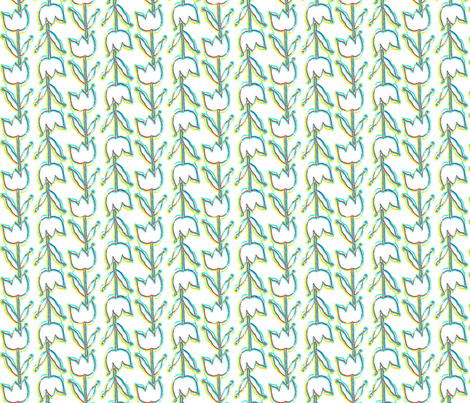 Netherlands fabric by kdl on Spoonflower - custom fabric