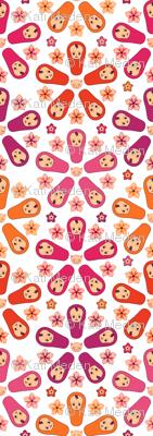 Tarako Kewpie, Petunia & Katze
