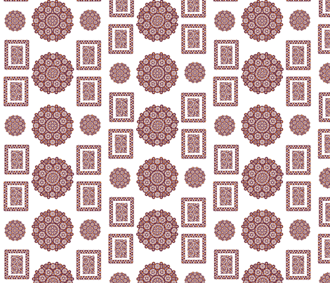 moro fabric by snork on Spoonflower - custom fabric