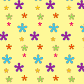 happy_flowers_pale_yellow