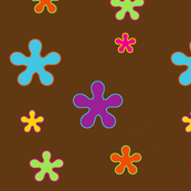 happy_flowers_brown